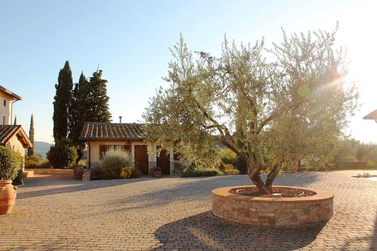 Benessere, natura e relax...benvenuti in #Umbria, benvenuti a BorgoBrufa. http://goo.gl/kezL0v