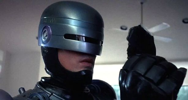17 Best images about Droids, Robots and other Sci-Fi on ... Robocop 1987 Suit