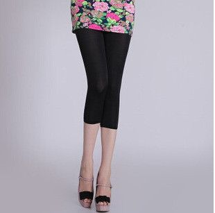 CAPRI HIGH WAISTED LEGGINGS WITH GOOD STRETCH