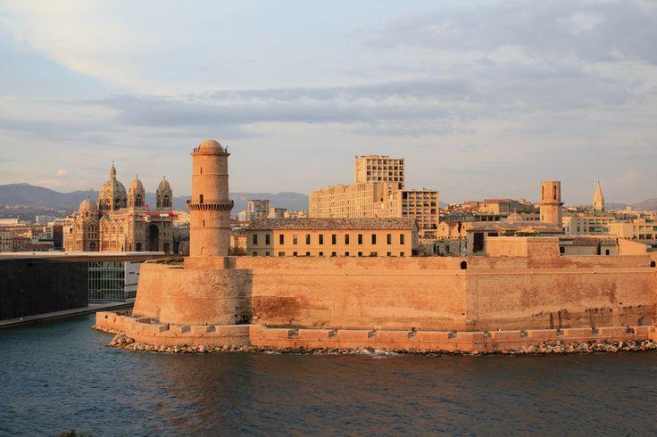 Le Fort Saint Jean | 19 preuves que Marseille est la plus belle ville du monde