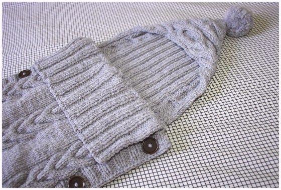 lien vers le tuto tricot du nid d 39 ange naissance 3 mois https quotidienetcompagniedegaelle. Black Bedroom Furniture Sets. Home Design Ideas