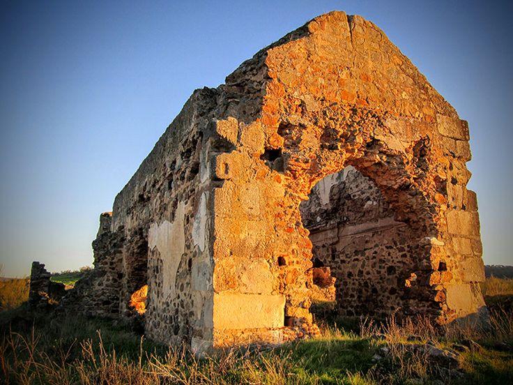 Ermita de Nuestra Señora de Altagracia en Higuera de la Serena #Ermitas #Hermitages #ruinas #Ruins #Art #Arte