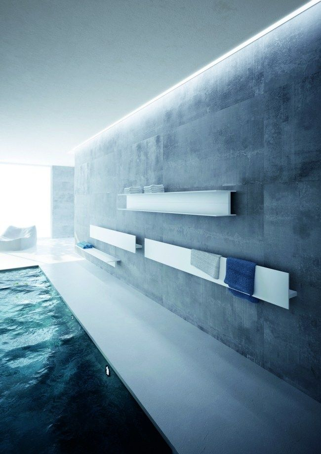 Außergewöhnlich Design Heizkörper Badezimmer Regale Weiss Matteo Thun Serie T Antrax IT