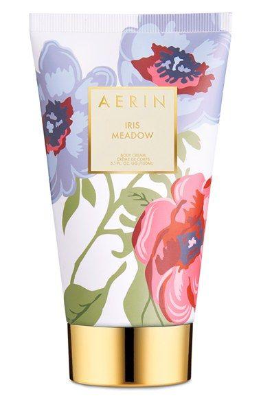 Estée+Lauder+AERIN+Beauty+'Iris+Meadow'+Body+Cream+available+at+#Nordstrom