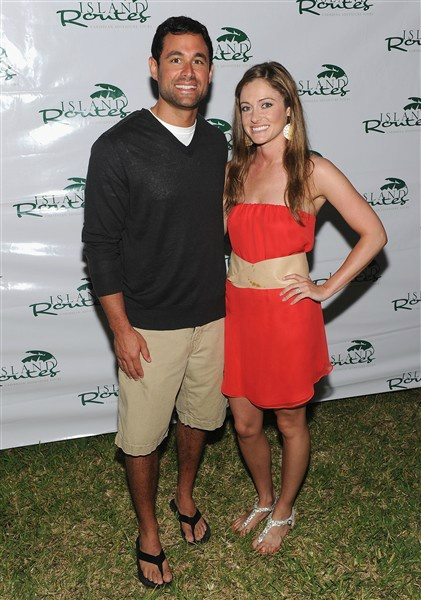"""BABY NEWS: """"Bachelor"""" couple Jason Mesnick and Molly Malaney are expecting! Congrats! Get the scoop on Wonderwall. http://on-msn.com/QmPdKf"""