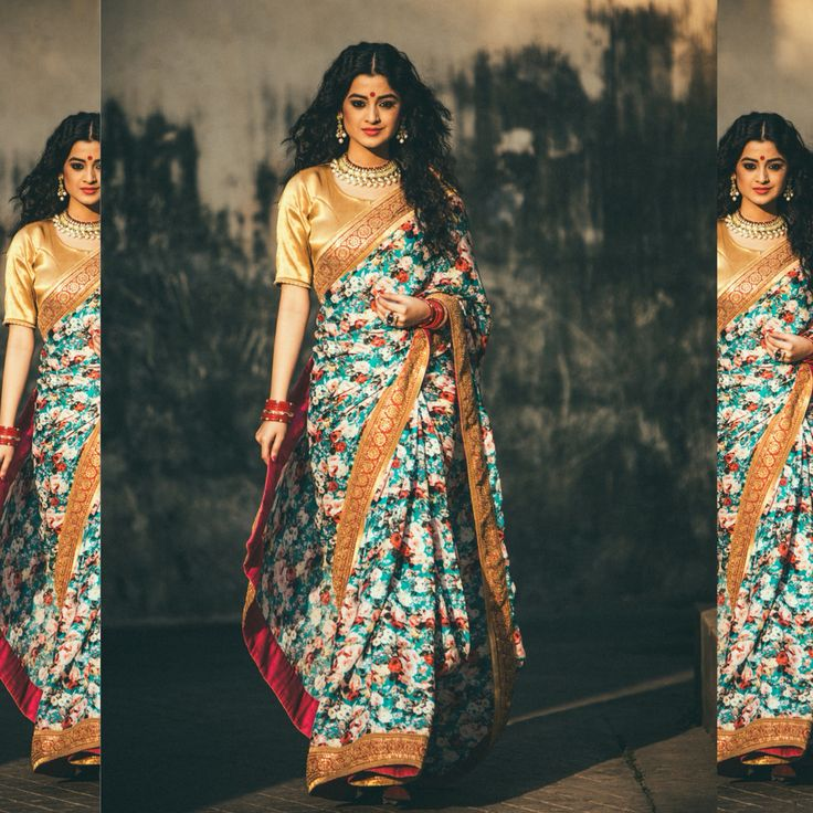 Saree by Ayush Kejriwal For purchases email me at designerayushkejriwal@hotmail.com or what's app me on 00447840384707 We ship WORLDWIDE.