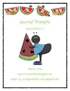 science journal writing prompts