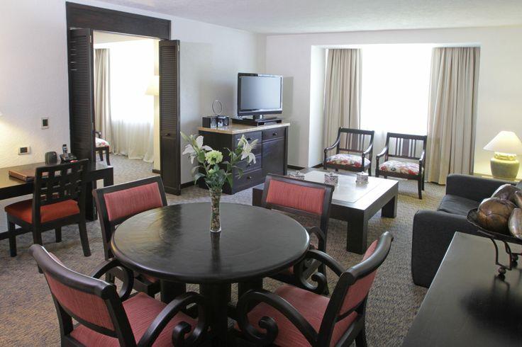 Suite Hotel Marriott Puebla