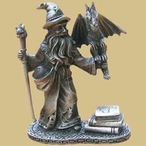Figurine Le Monde de Merlin