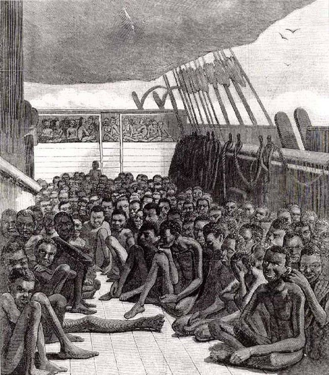 Historical Context: Facts about the Slave Trade and Slavery