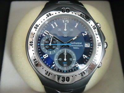 Ebay Herrenuhren Silvax Chronograph (Seiko-Werk VD57) - Uhr - Herren Armbanduhr: EUR 40,00 Angebotsende: Donnerstag…%#Quickberater%