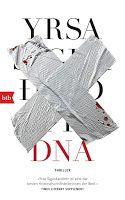 Zeit für neue Genres: Rezension: DNA - Yrsa Sigurdardóttir