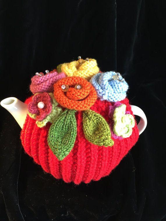 Rickety Gates hand made bespoke tea cosy