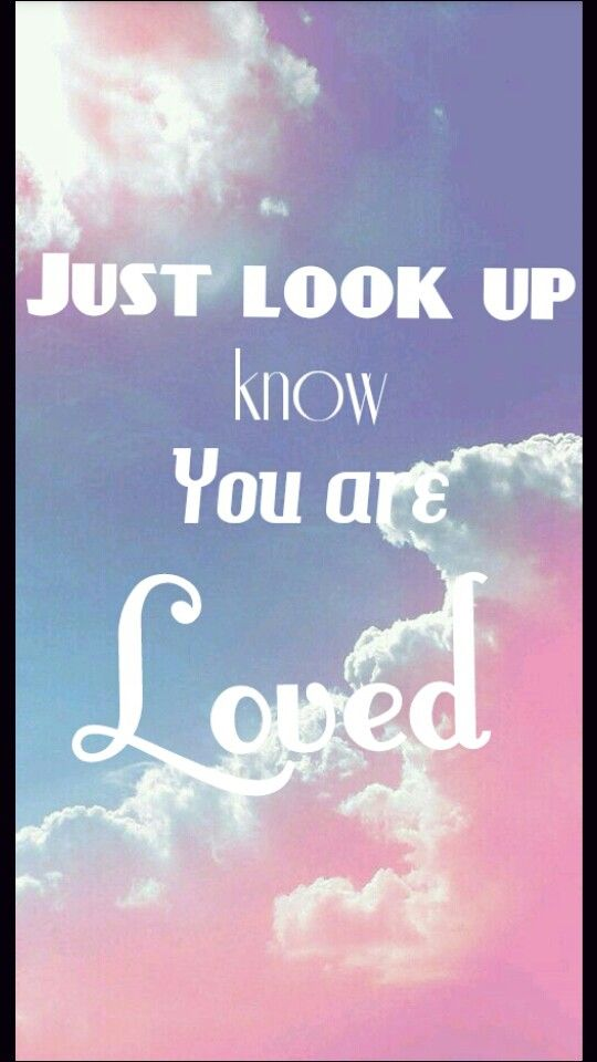You are loved - Stars go dim
