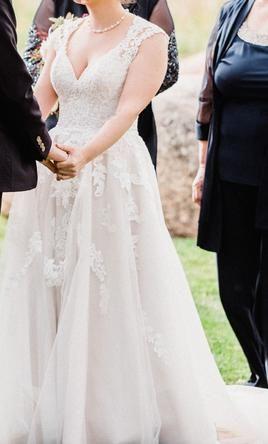 b6ab82abd81 Stella York 6391 wedding dress currently for sale at 48% off retail.