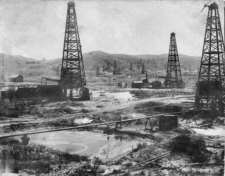 History of Oil secondary lesson Importance of oil from