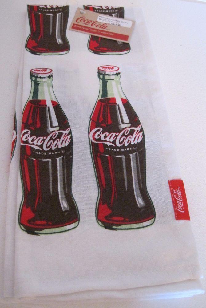 Coca Cola Kitchen Towel Sets