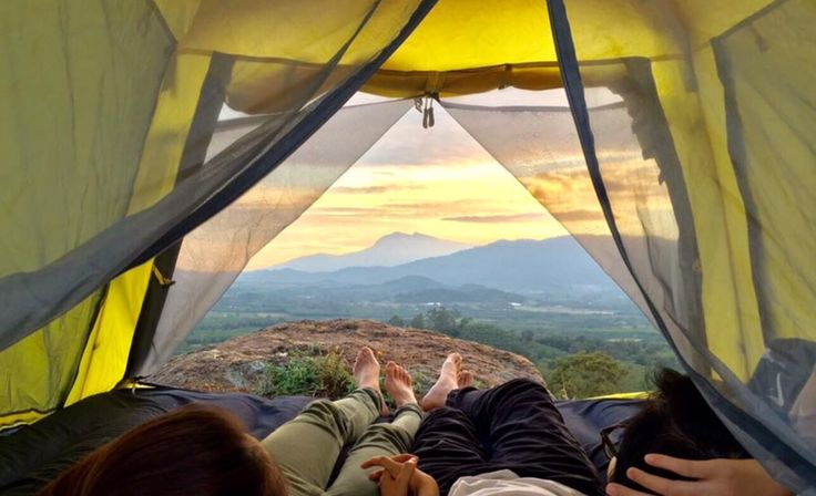 Chanthaburi's new glamping site promises concerts around the campfire