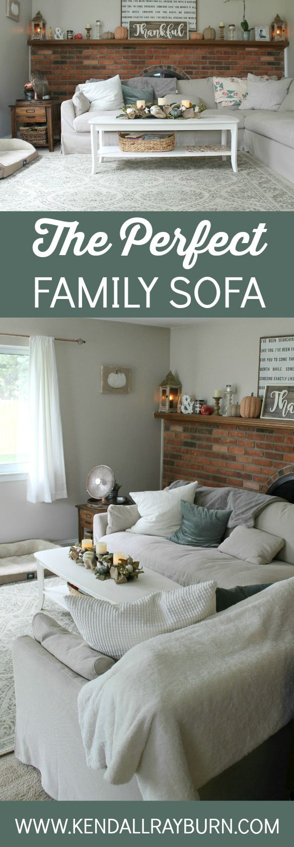 the perfect family sofa pinterest. Black Bedroom Furniture Sets. Home Design Ideas