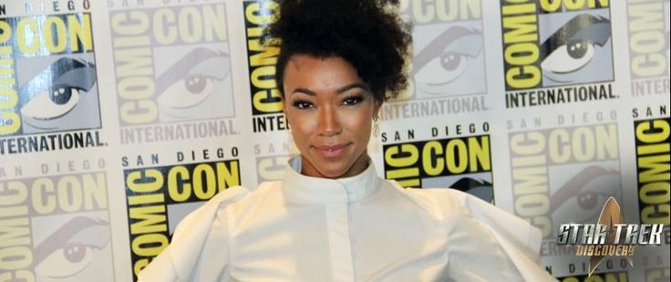 News - Meet the actors that will bring the Star Trek: Discovery characters to life beginning with Sonequa Martin-Green.