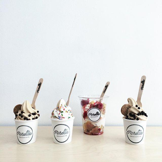 Tag your ice cream squad.