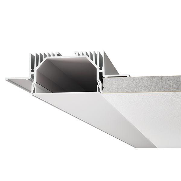 Profili di illuminazione a LED per parete. Scopri il catalogo 9010!