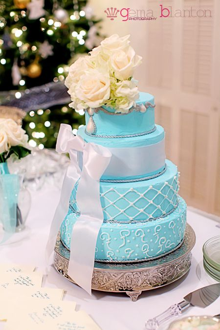 tiffany wedding cakes 21 best images about blue wedding ideas on 21002