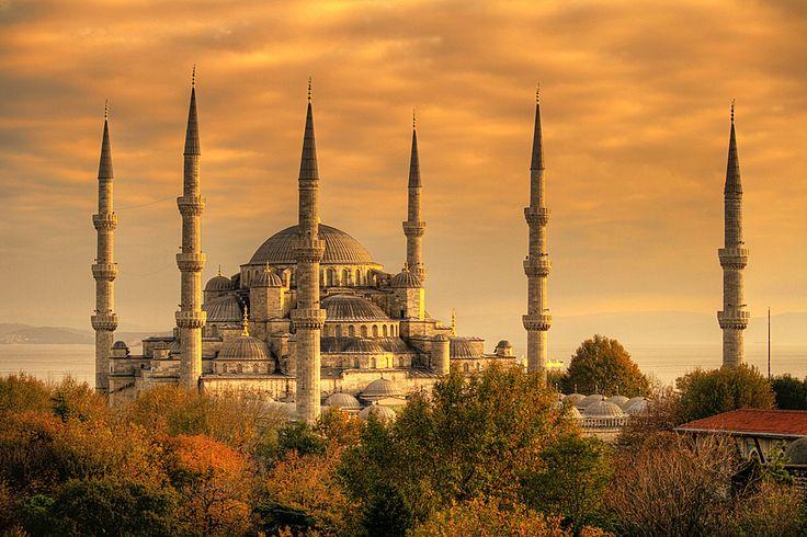 Blaue Moschee | Photographer: Reinhold Berens