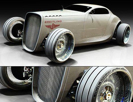 Encore un concept car Néo-rétro ...