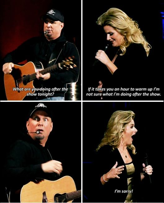 1000 images about garth brooks on pinterest for Is garth brooks and trisha yearwood still married