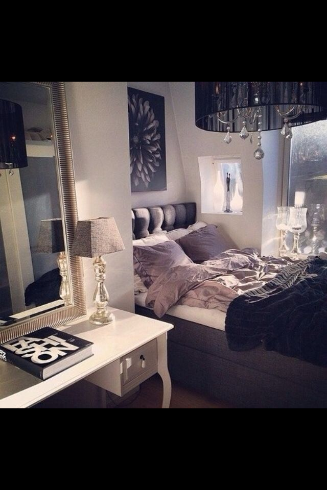 Decor Interior And Bed Room Image On We Heart It