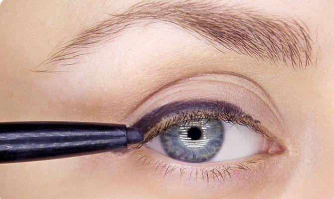 El Maquillaje Correcto Debajo De La Ropa De Color Dorado – Maquillaje Brillante
