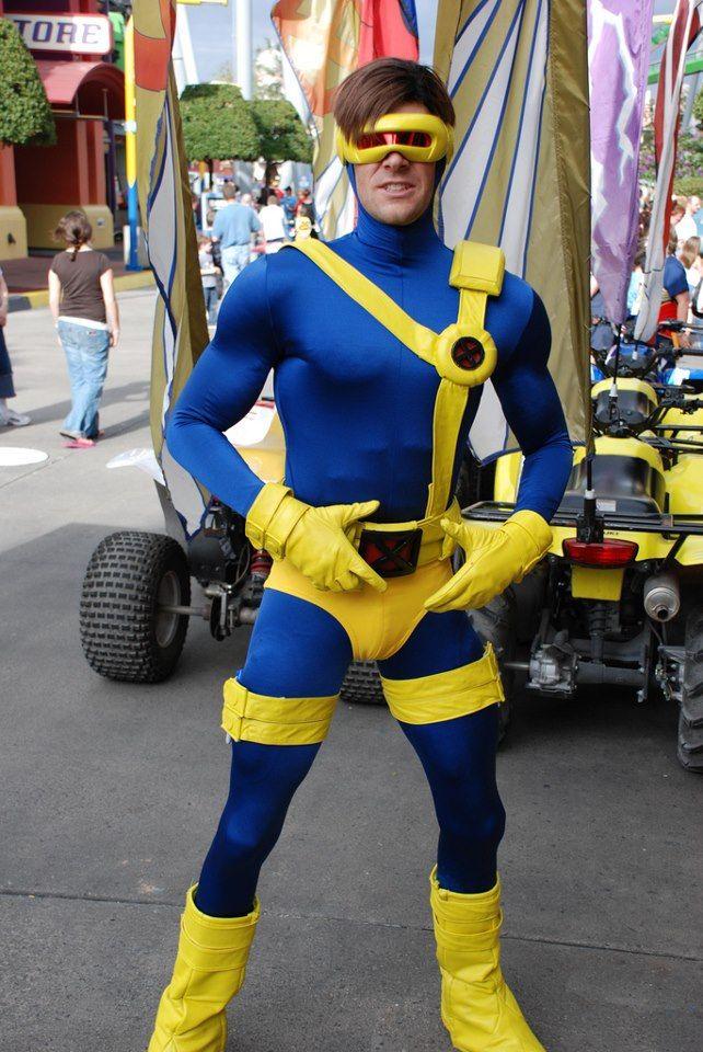 Hottie Classic Cyclops | me = gay nerd | Pinterest ...