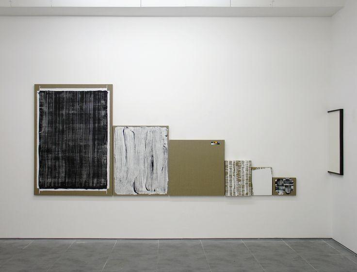 RAOUL DE KEYSER 'Studio Brain', 2015, Installation View