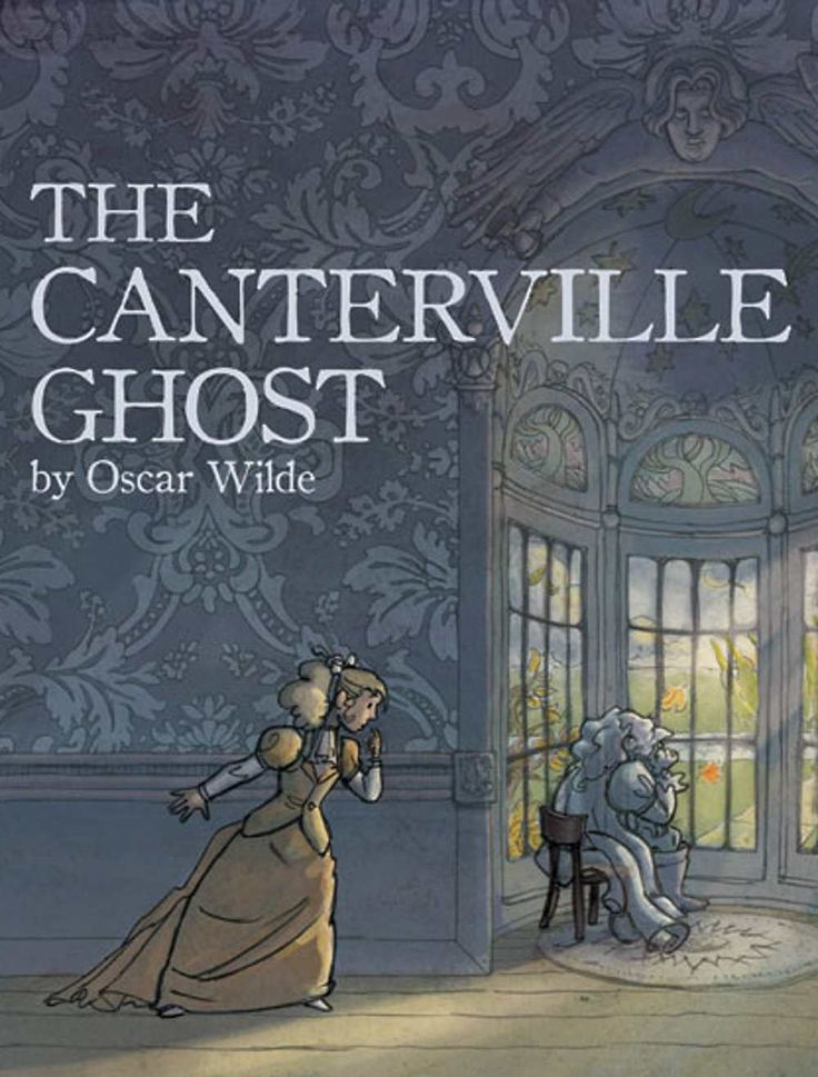 Amazon.com: THE CANTERVILLE GHOST (non illustrated) eBook: Oscar Wilde: Books