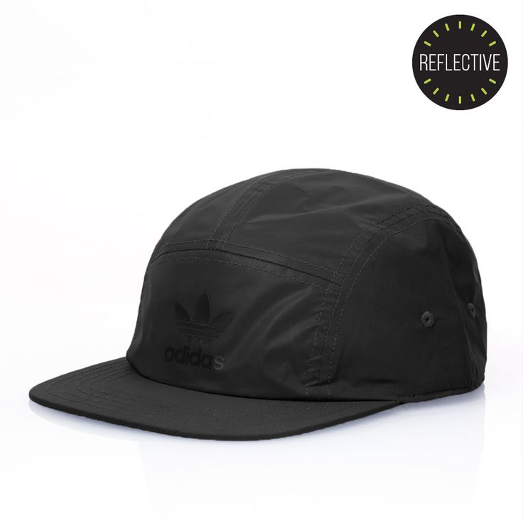 5-Panel fra adidas. Materiale: 100% Polyester.