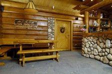 Kandar Grey, indiai mészkő<br>  Mátraszentistván, Hütte