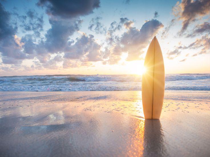 Surf and Sunbathe in Jeffrey's Bay, South Africa www.HostelRocket.com