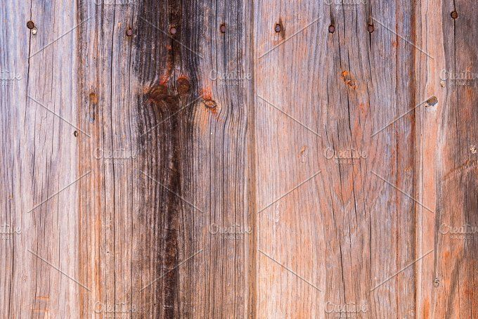Texture of the wooden door. by Fotoeventis on @creativemarket