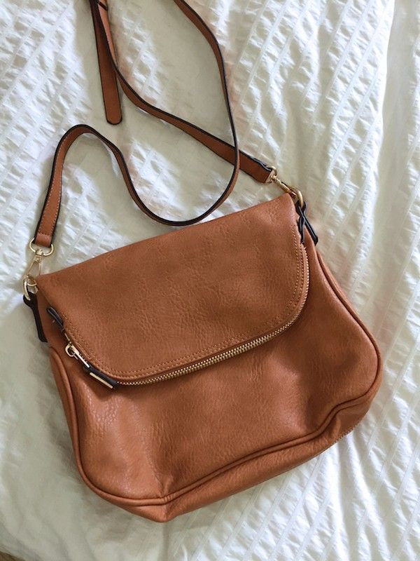 Love this bag, but in a bright color! (I already have a tan cross body.)