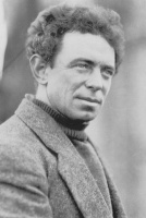 Frank Hurley, Australian photographer who photographed Australian explorer Douglas Mawson's expedition to Antarctica. Hurley also photographed and filmed Ernest Shackleton's Antarctica expedition. Later, Hurley served as a frontline photographer in WWI taking some of the only known color photos before traveling to Papua New Guinea and Tasmania.
