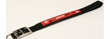 Man Utd Accessories  Manchester United FC Dog Collar (Medium) Official Licensed ProductSize - 2.5 X 50 cm http://www.comparestoreprices.co.uk/football-kit/man-utd-accessories-manchester-united-fc-dog-collar-medium-.asp