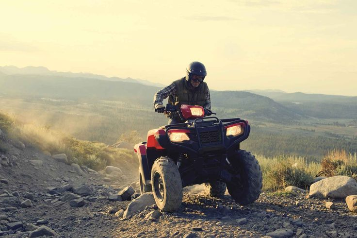 New 2016 Honda Foreman 4X4 EPS ATVs For Sale in Florida. 2016 Honda Foreman 4X4 EPS, 475cc liquid-cooled OHV longitudinally mounted single-cylinder four stroke Five-speed with Reverse Direct front and rear driveshafts with TraxLok® and front differential lock Front suspension: Independent double-wishbone; 7.28 inches travel Rear suspension: Swingarm with single shock; 7.28 inches travel Curb weight: 646 pounds (Includes all standard equipment, required fluids and a full tank of fuel ready to…