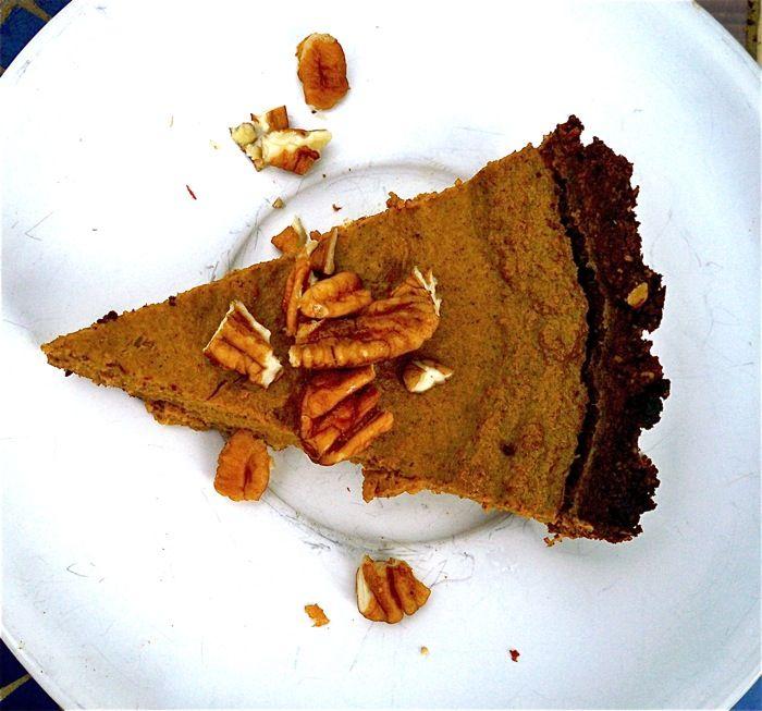 recipe: sugar free pumpkin pie recipe stevia [36]