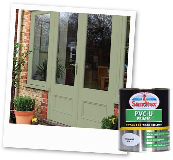 Best 25 upvc windows ideas on pinterest kitchen doors - Best price sandtex exterior paint ...