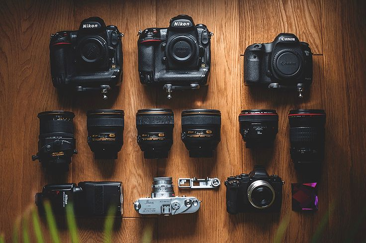 The most popular wedding photography gear as well as the best camera for wedding photography, as used by the world's most popular wedding photographers.