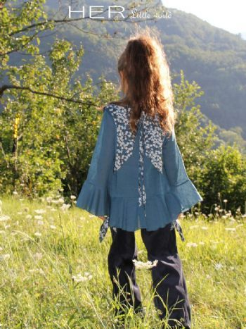 Sewing pattern  Tunic for girl