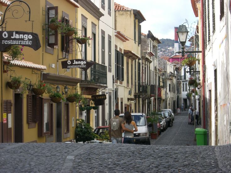 The most charismatic street of Funchal, place on the very center of the old town and home of the open door art project. An irresistible walk trough art and tradition. Rua Santa Maria, Funchal #madeira #portugal