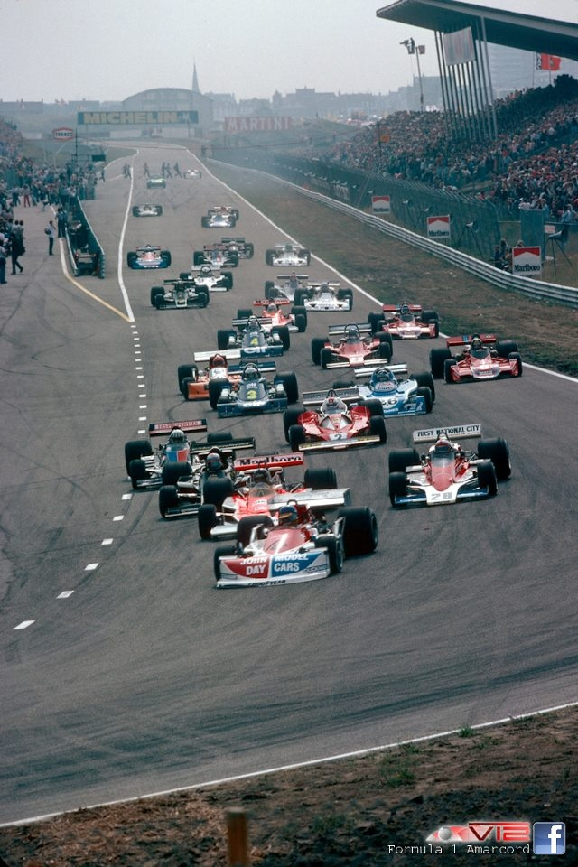 1976 Dutch Grand Prix at Zandvoort