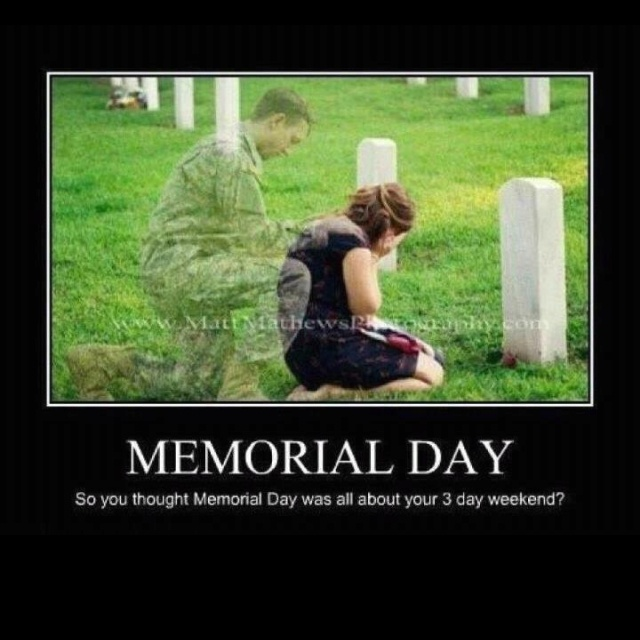 memorial day has lost its meaning